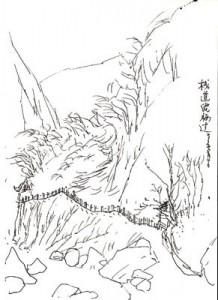 Shaofan Liu - Croquis