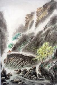 Shaofan Liu - Couleurs