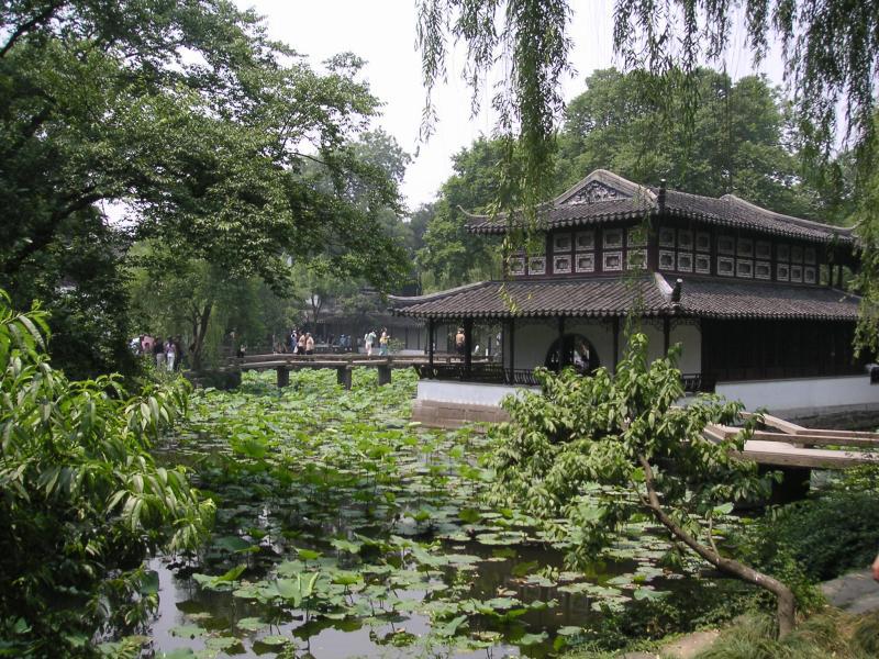 Jardin de la Politique des Simples - Suzhou