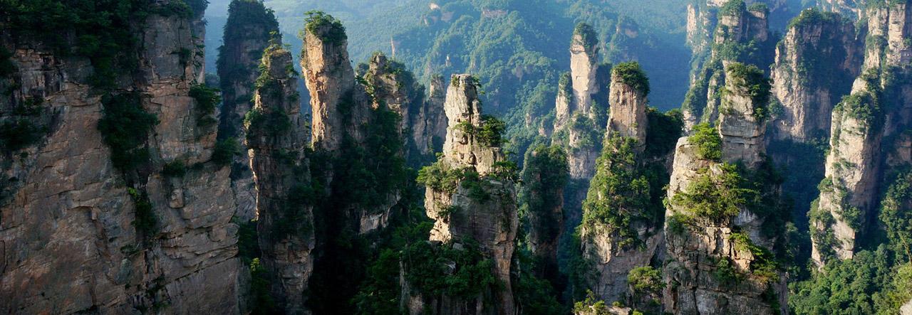 Zhangjiajié - La légende des Montagnes du Sud