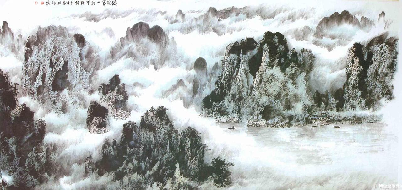 Zhangjiajié - Montagnes