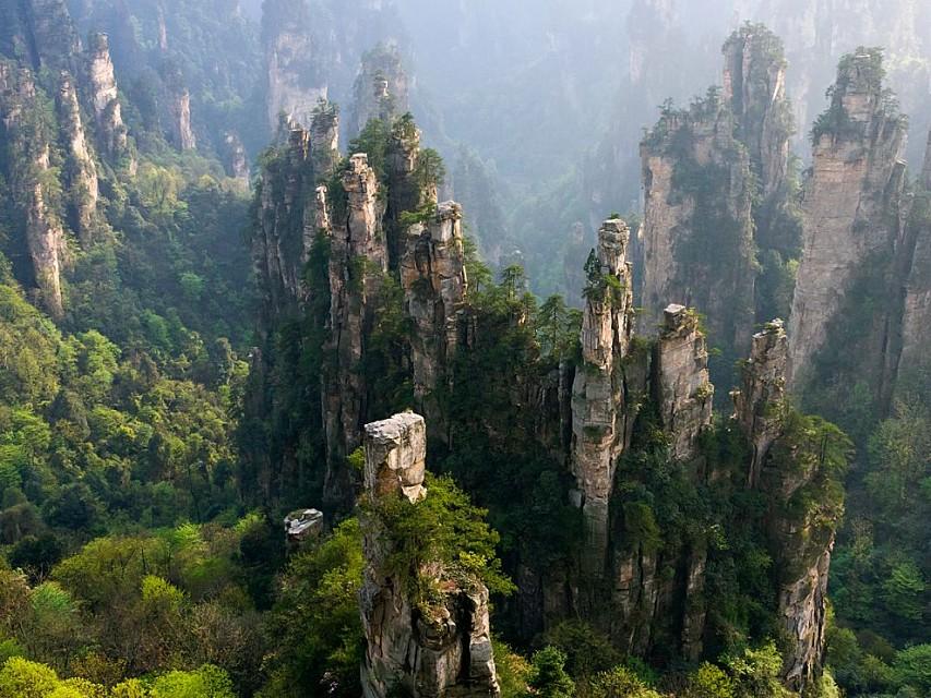 Zhangjiajié - 3