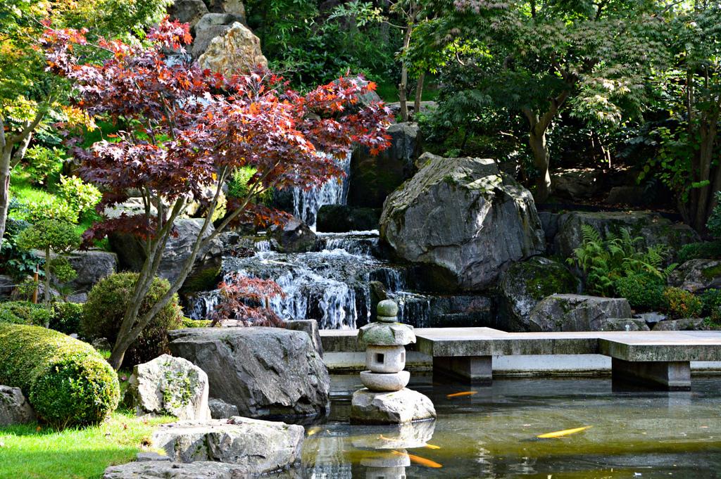 Kyoto - Jardin zen