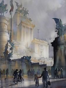 Rome – Ombre et lumière