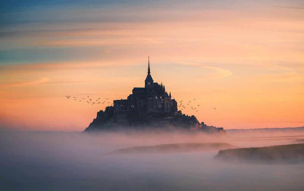 Le Mont Saint-Michel - 1