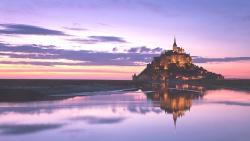 La légende du Mont Saint-Michel